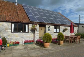 Double-Gate Farm Self-catering