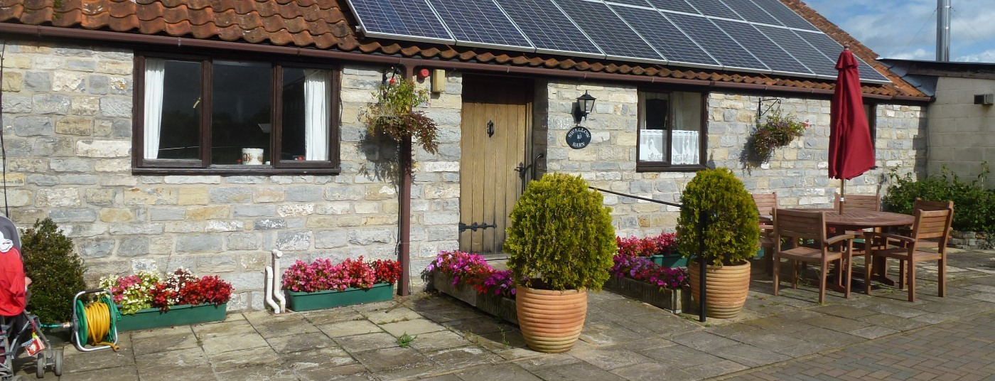 Double-Gate Farm <strong>Self-catering</strong>